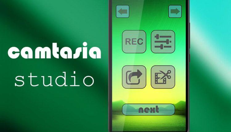 تطبيق Camtasia Studio