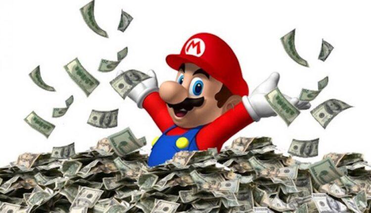 ربح المال من الالعاب