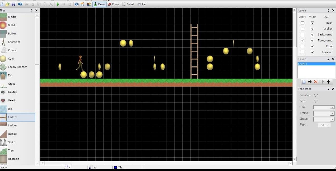 كيف تصنع لعبة كمبيوتر