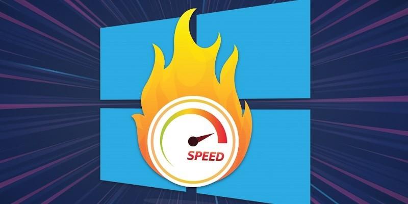 تسريع ويندوز 10