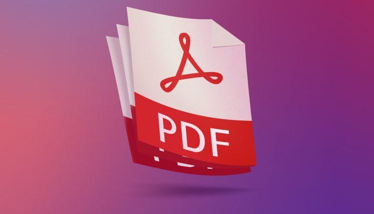 أفضل برنامج pdf