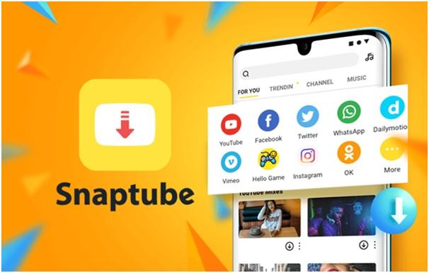 كيفية تنزيل برنامج Snaptube
